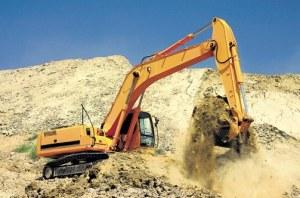 Manufactoring in Bauxite-Mining