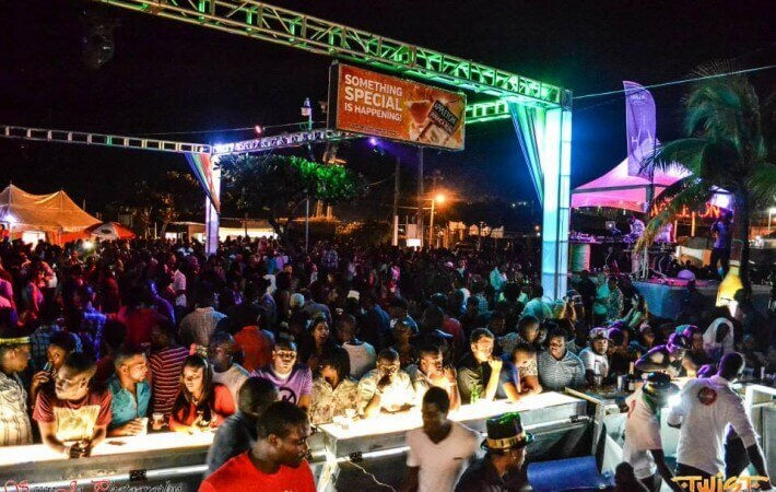 Pier One club in Montego Bay