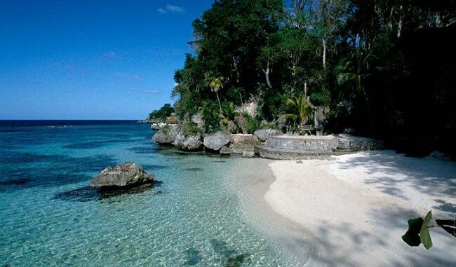 James Bond Beach, Jamaica