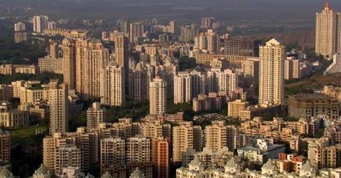 Mumbai Skyline