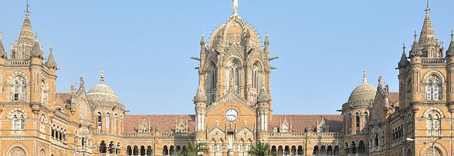 Chhatrapati Shivaji Terminus (Victoria Terminus)