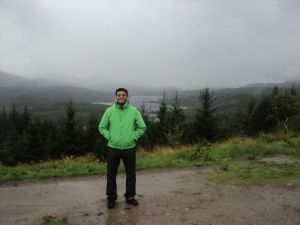 Me at Glencoe