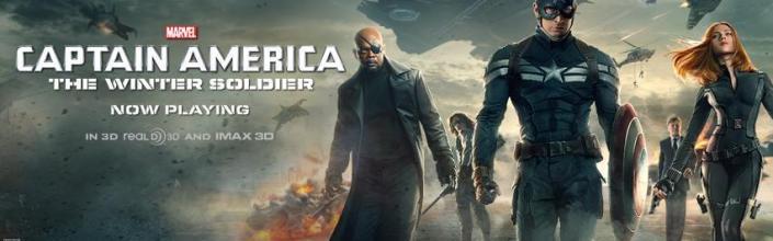 Captain America The Winter Solider