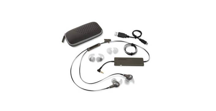 Bose QC20 Noise Cancelling Headphones