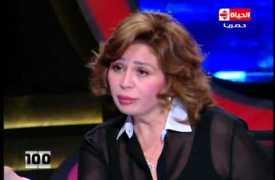 الفنانة الهام شاهين لــ بشار الاسد : ربنا ينصرك !