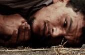 """رشيد العماري في فيلم """"فحم و دم"""""""