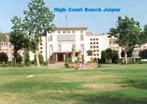 Rajasthan High Court Jaipur Bench 450