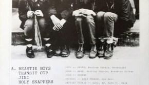 Original Beastie Boys