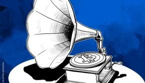 Bitcoin Blockchain Music