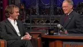 Letterman Warren Zevon