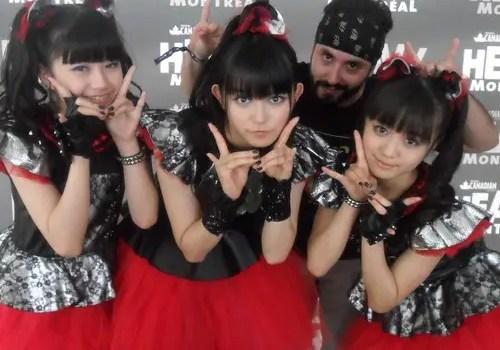 Babymetal (Heavy MTL)