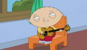 Family Guy - Stewie guitar