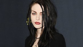 """HOLLYWOOD, CA - APRIL 21:  Frances Bean Cobain attends the premiere of HBO Documentary Films' """"Kurt Cobain: Montage Of Heck"""" at the Egyptian Theatre on April 21, 2015 in Hollywood, California.  (Photo by Jason LaVeris/FilmMagic)"""