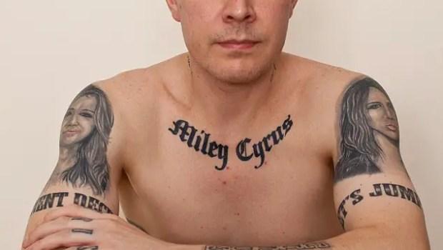 Miley Cyrus Tattoos