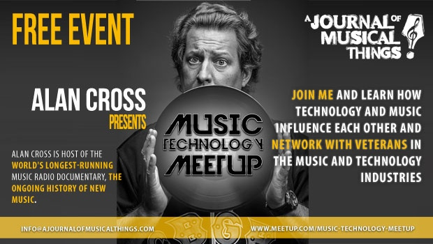 Music Technology MeetUp Group