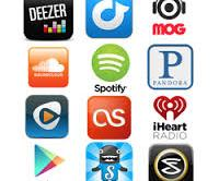 Streaming Music Services 2