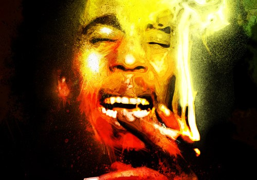 A Journal Of Musical Thingsthe Problem With Bob Marley