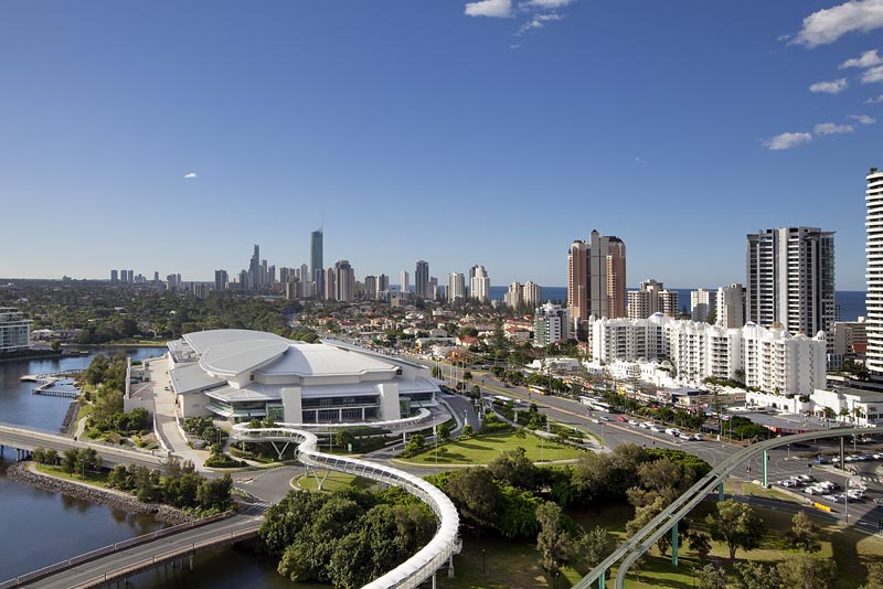 App2015: Gold Coast convention centre