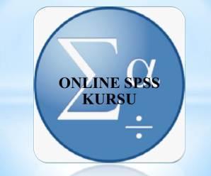 ONLINE SPSS KURSU