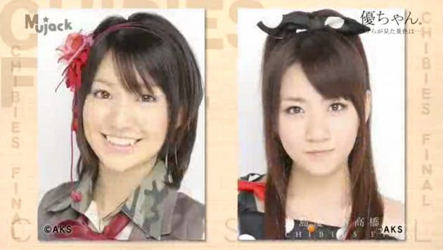MUJACK SP 『AKB48卒業記念SP 大島優子×高橋みなみ』_008