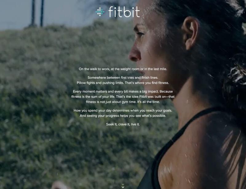 Fitbit-video