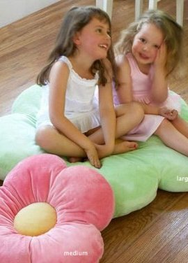 16-Daisy-Flower-Pillow-Small-Pink-Free-Shipping-US-0-0