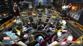 Marvel The Avengers Pinball_1
