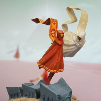 Estatua de Journey