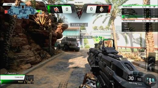 Gamescom 2015 COD BOIII HardPoint