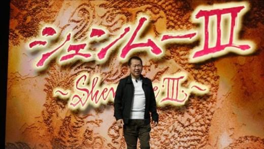 Yu Suzuki Shenmue III