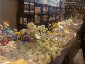 Merchandising japan weekend 2016