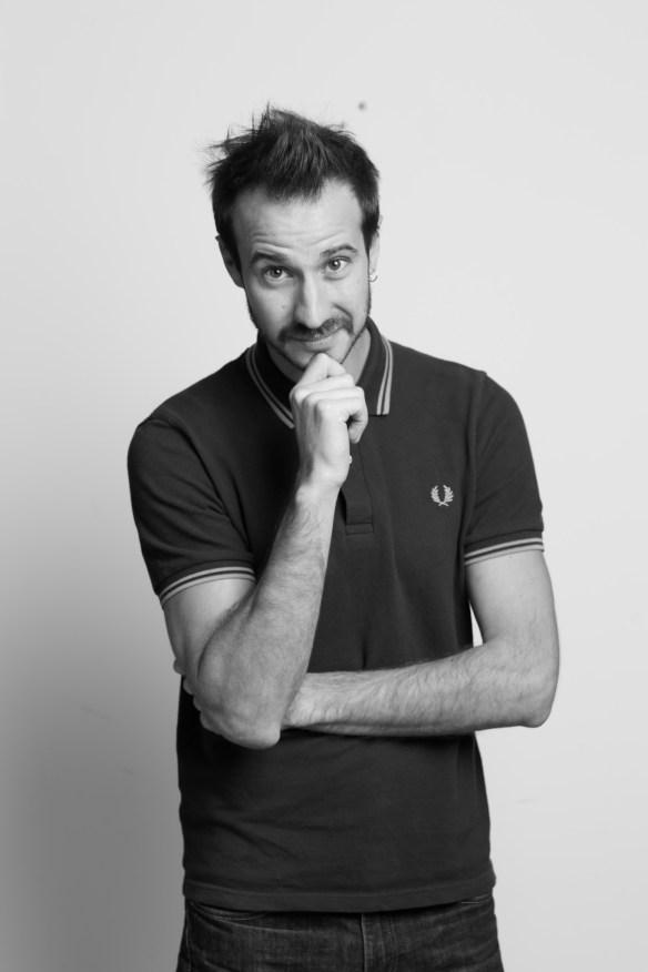 Lluís Danti, diseñador de animaciones