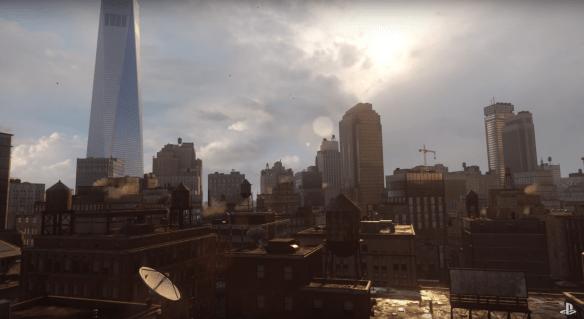La NYC de Spiderman