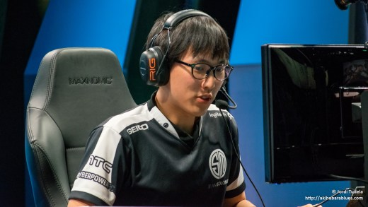 Doublelift - LCS NA Summer 2016