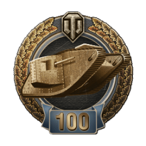 World Of Tanks Mark I 10