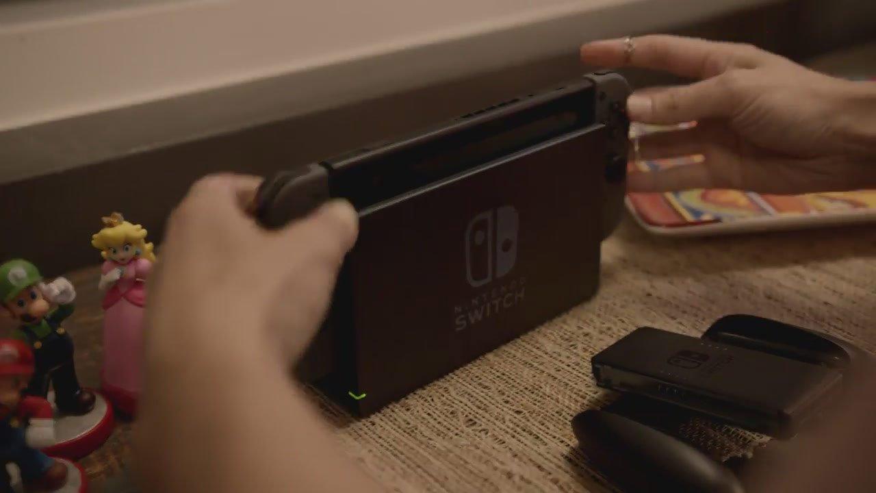 Nintendo Presenta la próxima consola híbrida
