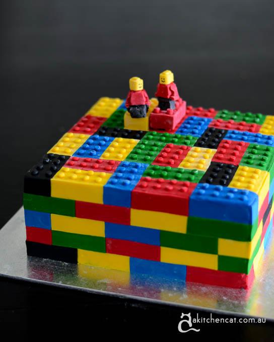 Lego Cake Recipe Ideas And Designs