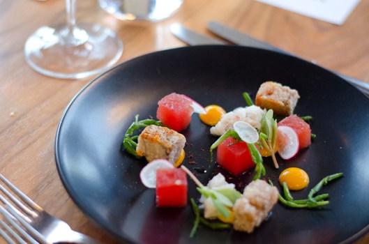 Crispy Pork And Watermelon Salad Recipes — Dishmaps