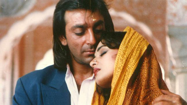 When Sanjay Dutt said sorry to Madhuri Dixit after news of their     Sanjay Dutt and Madhuri Dixit