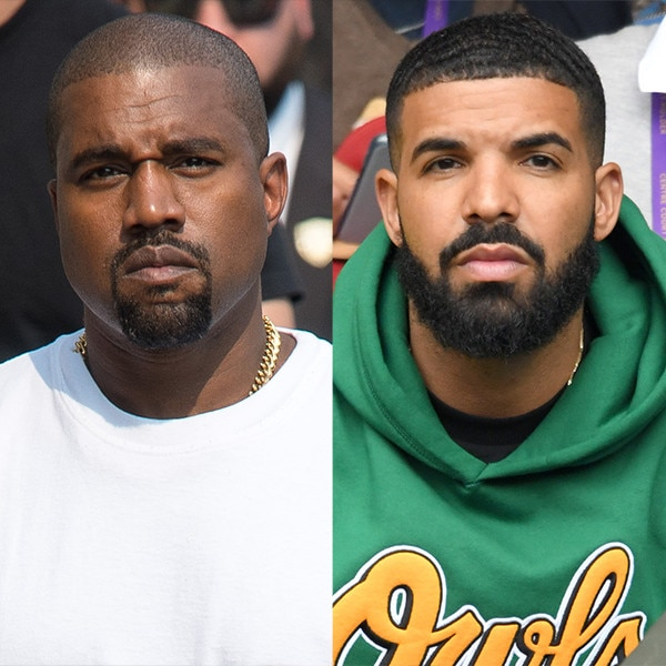 Kanye West News  Pictures  and Videos   E  News Kanye West Apologizes to Drake and Addresses Pusha T s Diss Tracks
