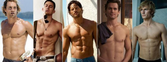 photo taken from google(Magic Mike)