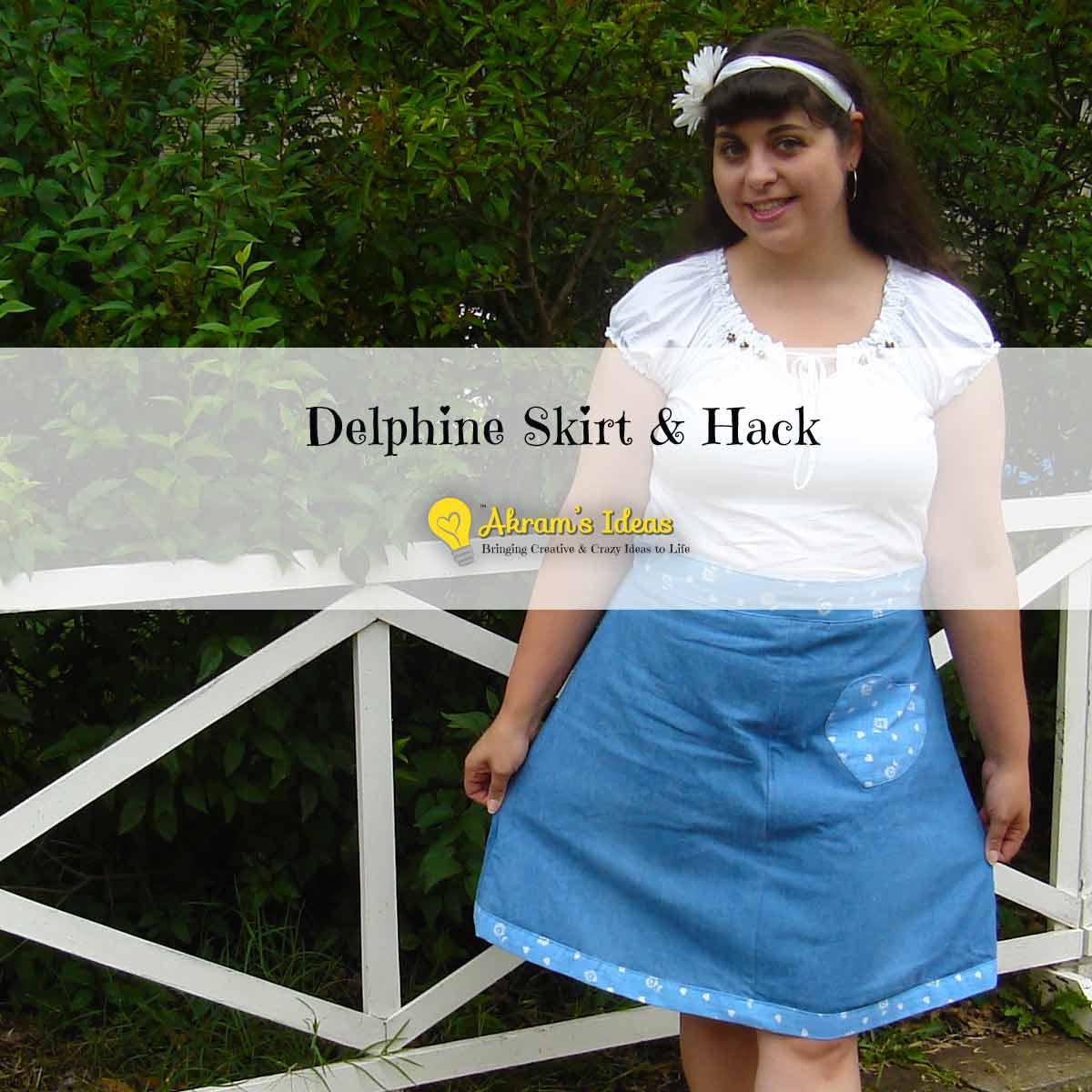 Delphine Skirt & Hack