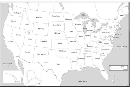 pin printable united states map on pinterest