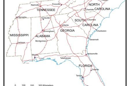 southeastern20usa us southeast seatlantic3x4plot southeastus ch3 figure 1 268454 southeast map