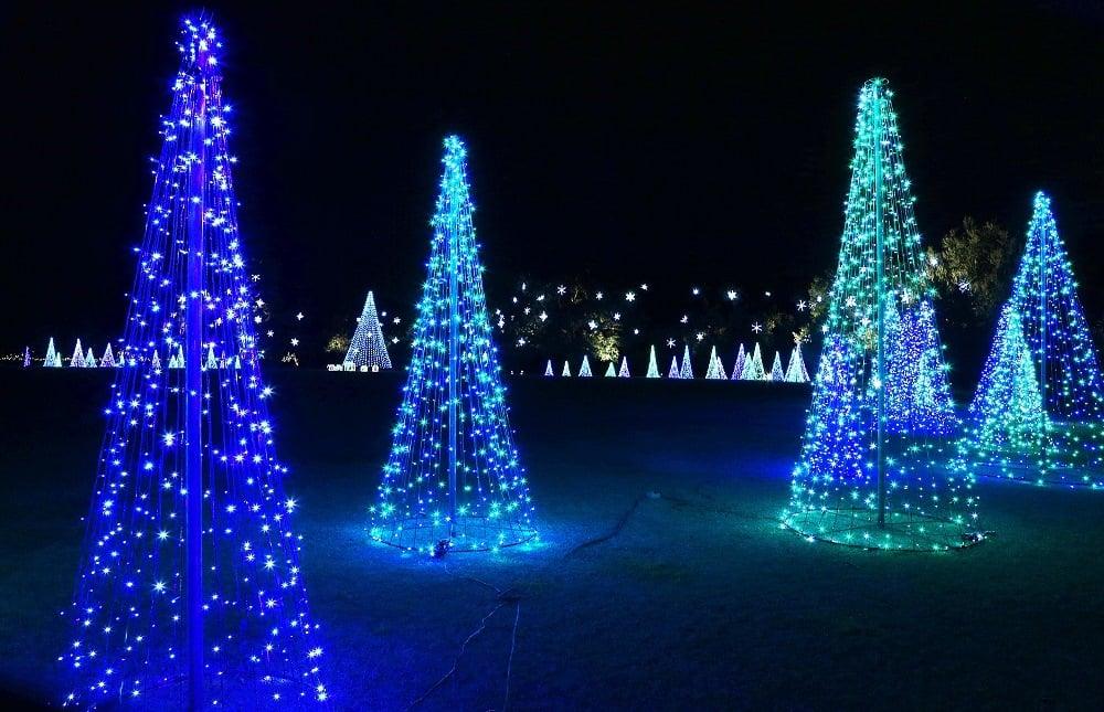 Bellingrath Gardens Christmas Lights