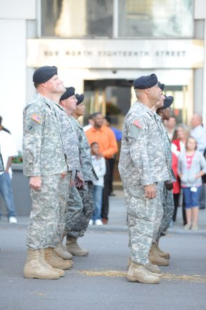 Veterans are being honored across the country. (Alabama NewsCenter/file)
