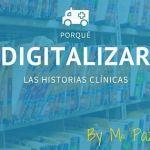 digitalizar historias clínicas