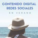 redes sociales en verano