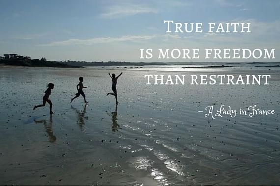 About - faith