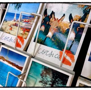 Carte postale d'Ajaccio, côté mer, signée Roadie